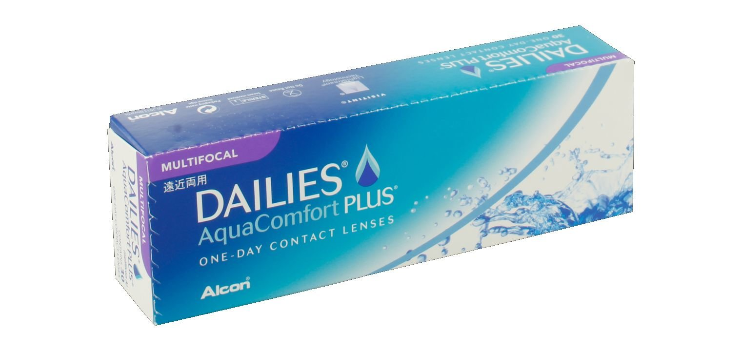 Alcon Dailies AquaComfort Plus Multifocal L