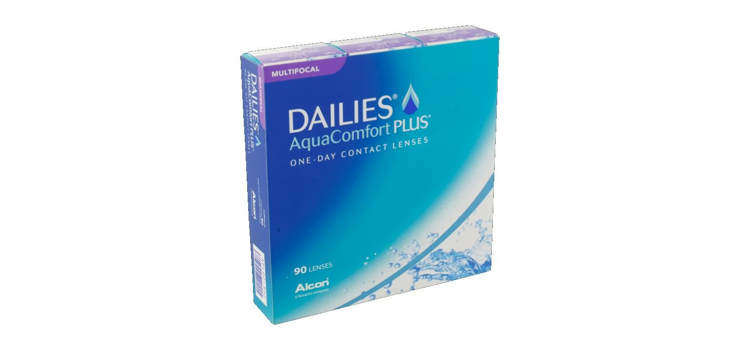 Alcon Dailies AquaComfort Plus Multifocal H