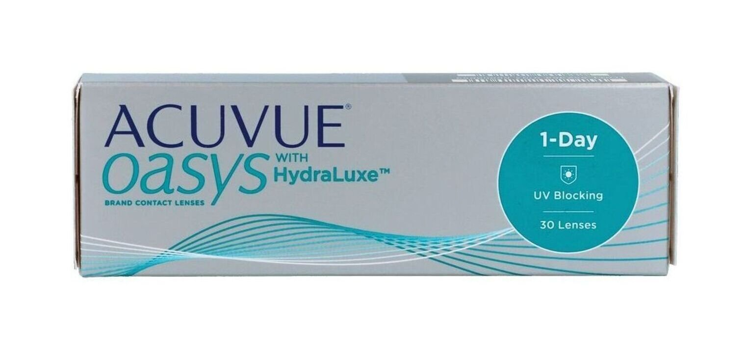 Johnson & Johnson Acuvue Oasys 1-Day