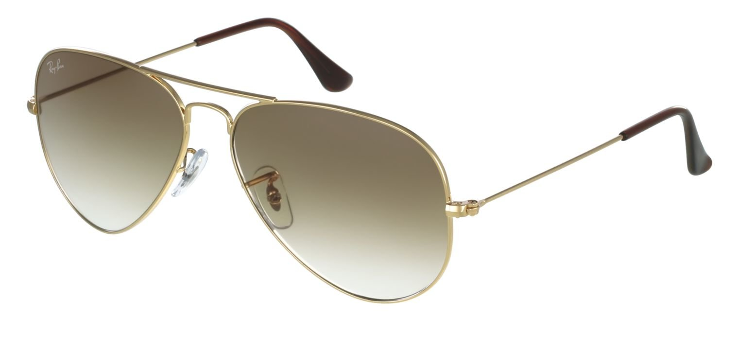 Ray-Ban RB3025 Golden