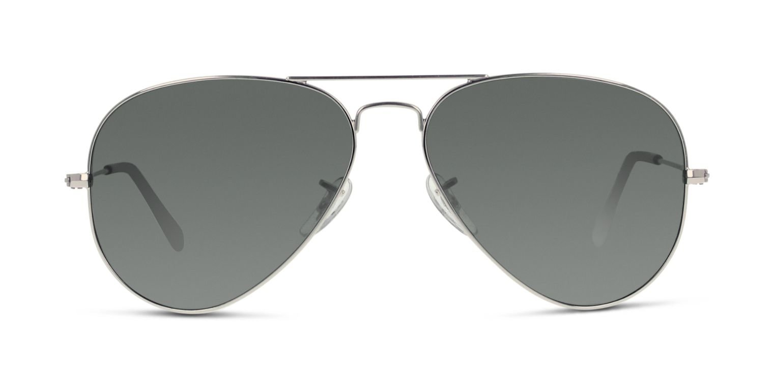 Ray-Ban RB3025 Sillber