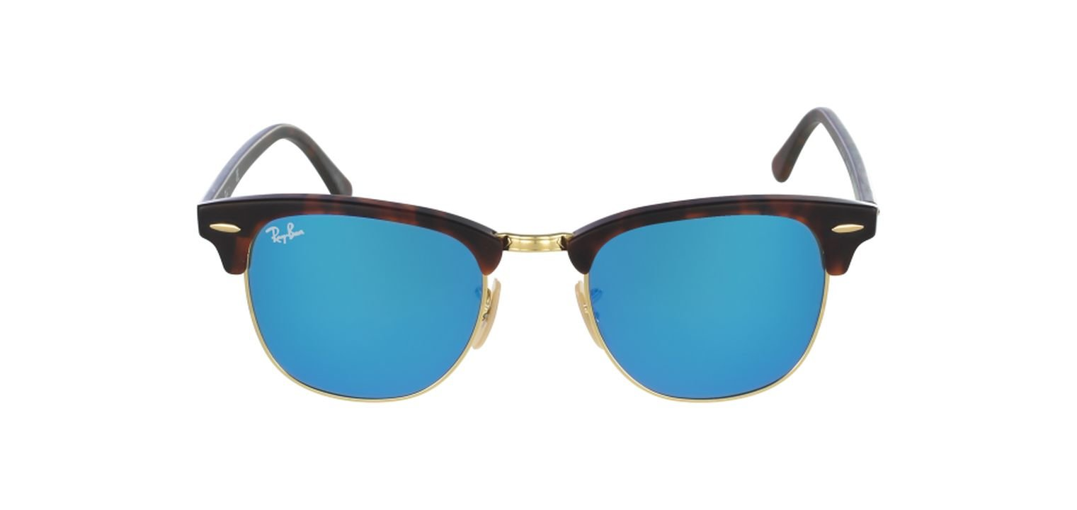 Ray-Ban CLUBMASTER RB3016 Horn