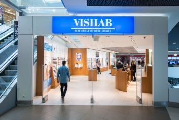 Votre opticien à Kreuzlingen - magasin Visilab