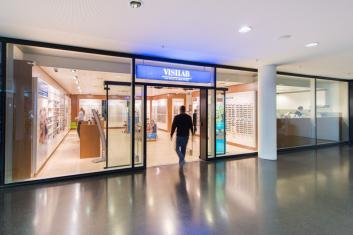 Votre opticien à Aarau - magasin Visilab
