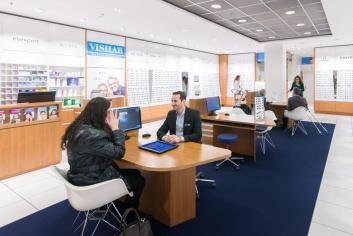 Votre opticien à St. Gallen-Winkeln - magasin Visilab