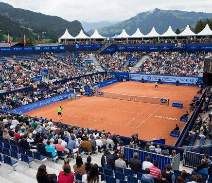Tennis Visilab Gstaad