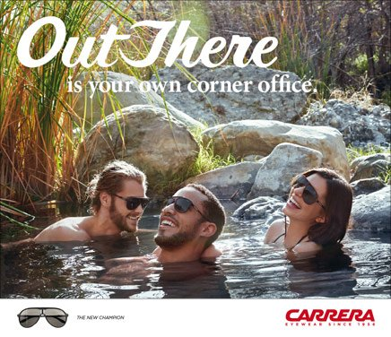 Carrera - Out there